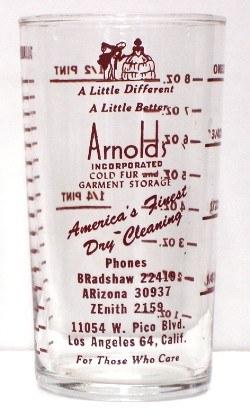 Arnold's Dry Cleaners