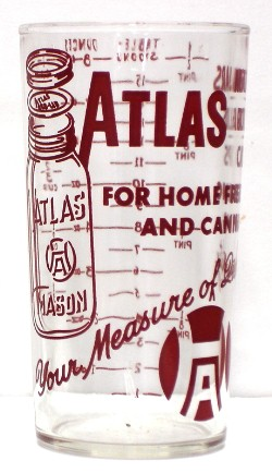 Atlas Jars & Arc Lids