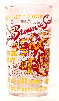 Chas. Brown & Sons 100 yrs