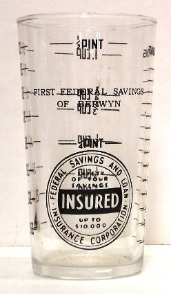 Federal Savings & Loan / First Federal of Berwyn