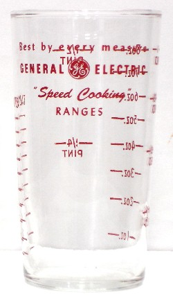 General Electric Speed Cooking Ranges