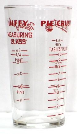 Jiffy Measuring Glass