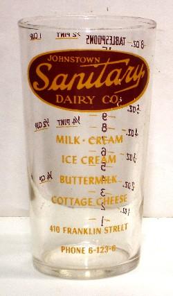 Johnstown Sanitary Dairy / dark