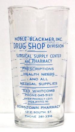 Noble-Blackmer Drug Stores