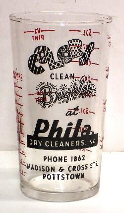 Philadelphia Dry Cleaners / measures different