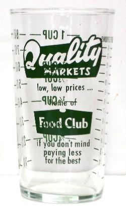 Quality Markets